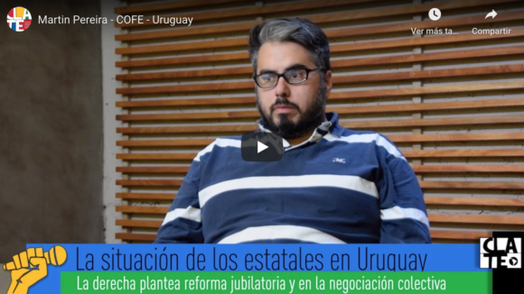 Situaciones De Los Estatales En Uruguay