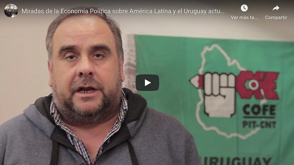 Miradas De La Economía Política Sobre América Latina Y El Uruguay