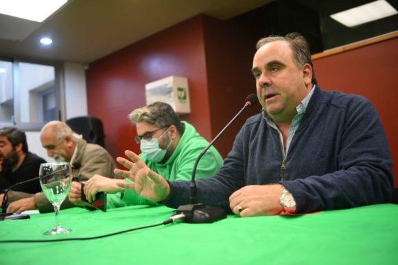Joselo López recibe apoyo por amplia mayoría y es electo presidente del Suinau por 6ª vez consecutiva