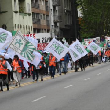 COFE apoya la lucha de los trabajadores aduaneros.