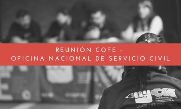 Informe Reunión COFE -ONSC