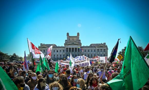 El movimiento obrero prometió y cumplió